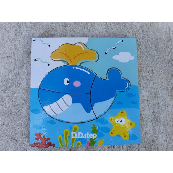 Puzzle B bálna