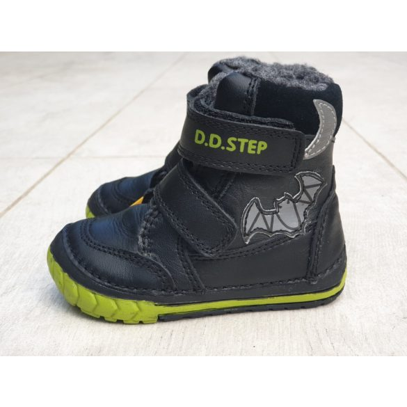 D.D.Step vízlepergetős bélelt csizma 029-308A