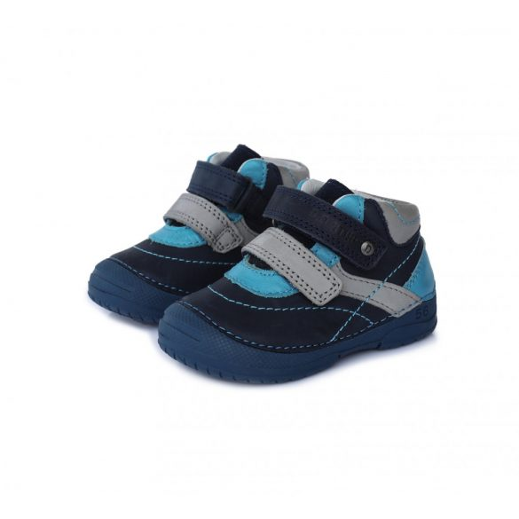 D.D.Step vízlepergetős bőrcipő 038-254