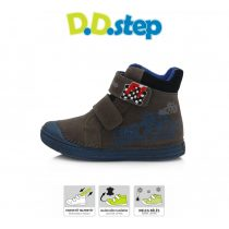D.D.Step bélelt bőrcsizma 049-459A