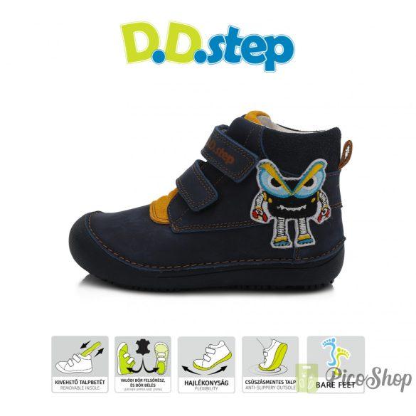 D.D.Step BAREFOOT Bőrcipő 063-879