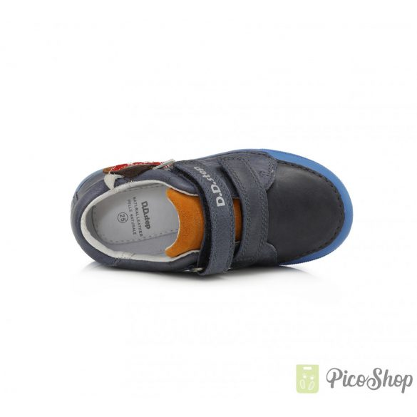 D.D.Step világító talpú bőrcipő 068-663