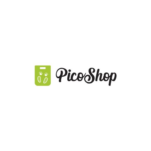 D.D.Step vászoncipő kék fehér