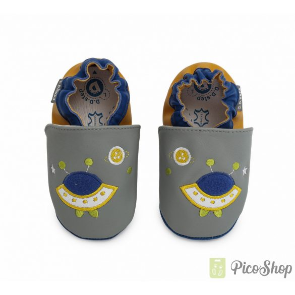 D.D.Step puhatalpú bőrcipő K1596-350A