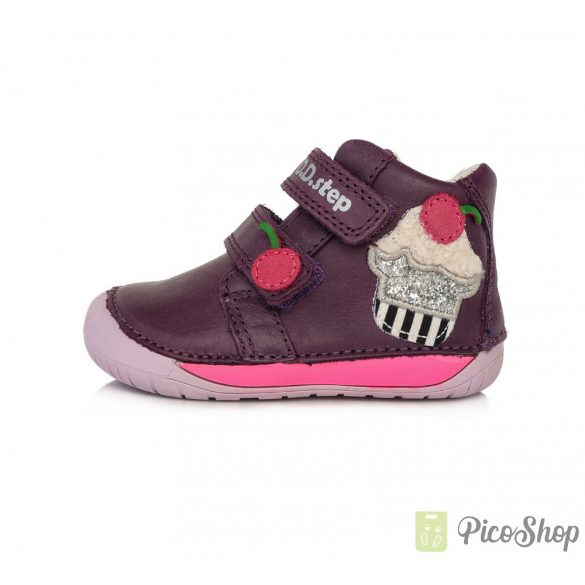 D.D.Step BAREFOOT bőrcipő S070-612